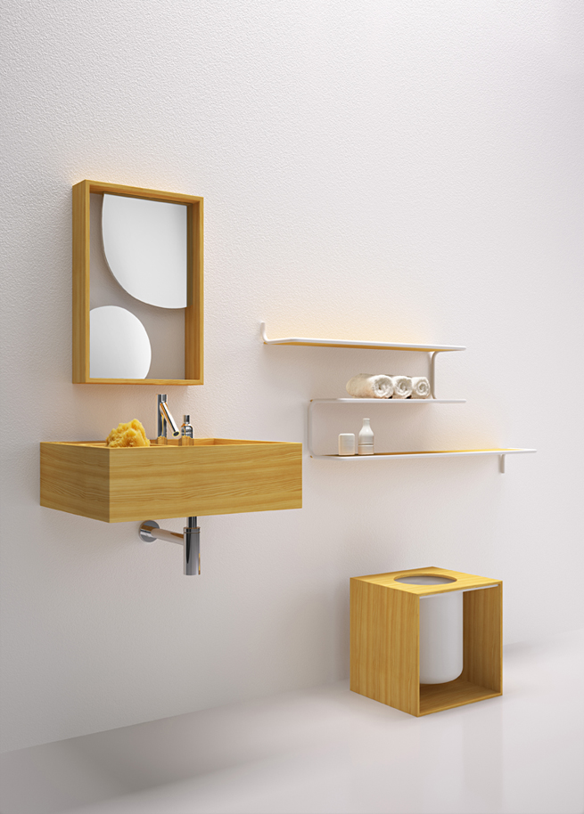 08.Bisazza Bagno - The Nendo Collection