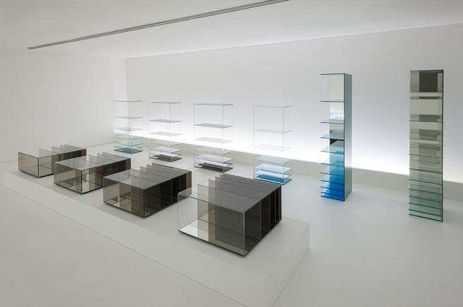 【设计】渐变玻璃-nendo