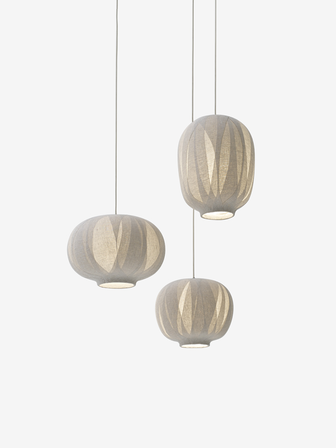 organic lighting fixtures. Nuno Organic Lighting Fixtures