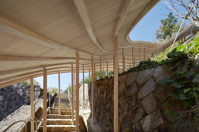 Nendo for Pabellones arquitectura efimera