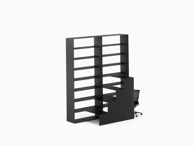 shelf+desk+chair=office15_hiroshi_iwasaki