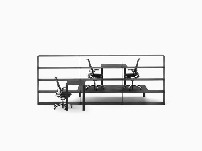 shelf+desk+chair=office08_hiroshi_iwasaki