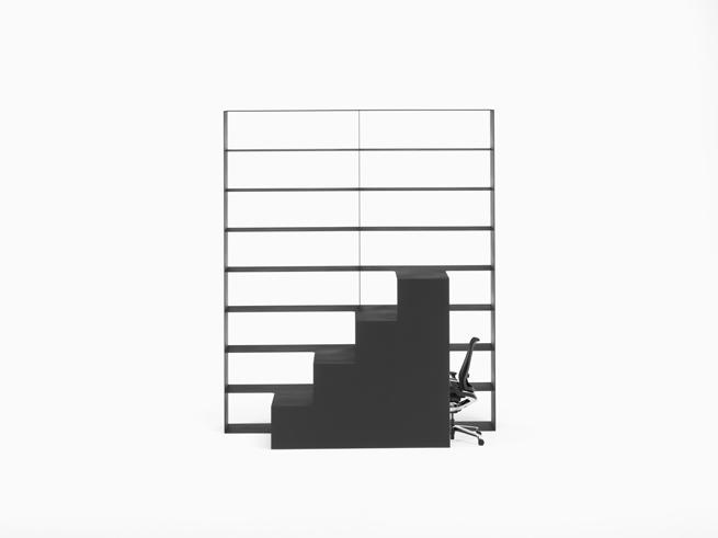 shelf+desk+chair=office14_hiroshi_iwasaki
