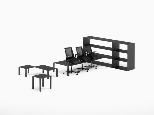 shelf+desk+chair=office18_hiroshi_iwasaki