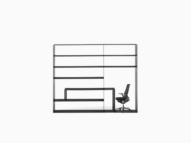 shelf+desk+chair=office01_hiroshi_iwasaki