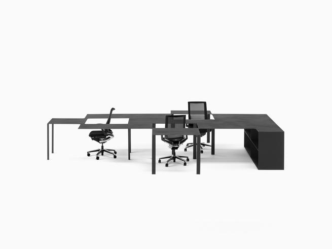 shelf+desk+chair=office05_hiroshi_iwasaki
