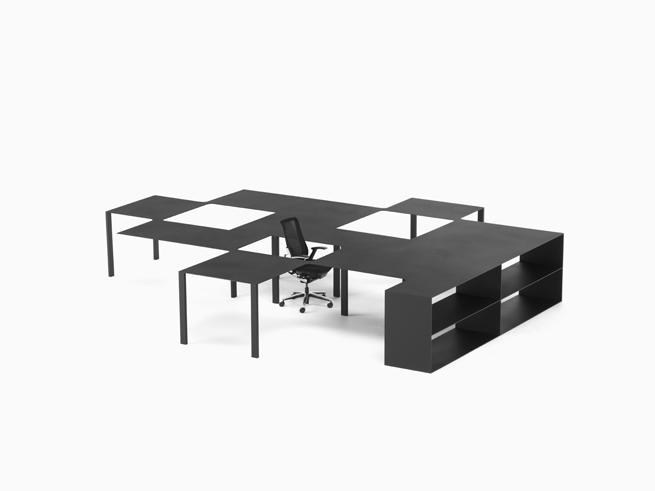 shelf+desk+chair=office04_hiroshi_iwasaki