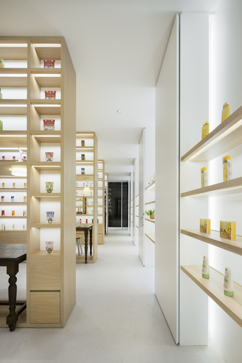 Beauty Library Nendo