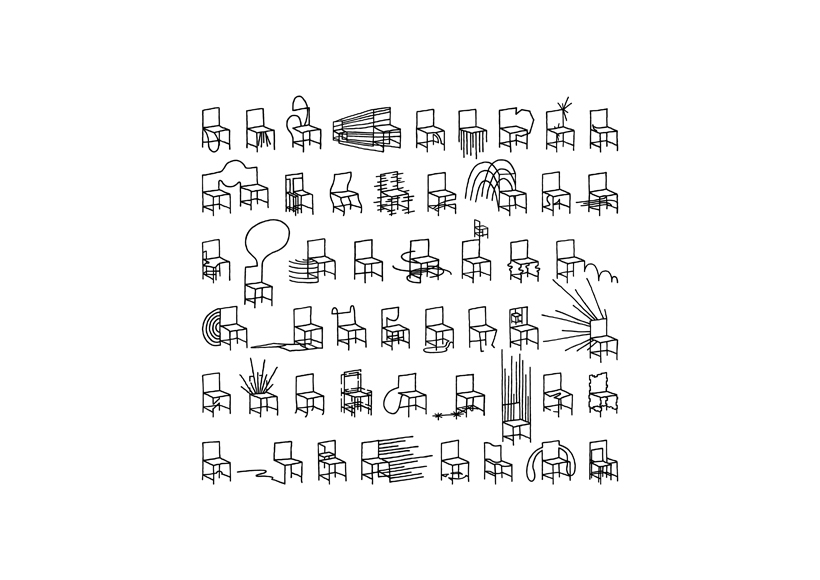 Ordinaire 50_manga_chairs_sketch